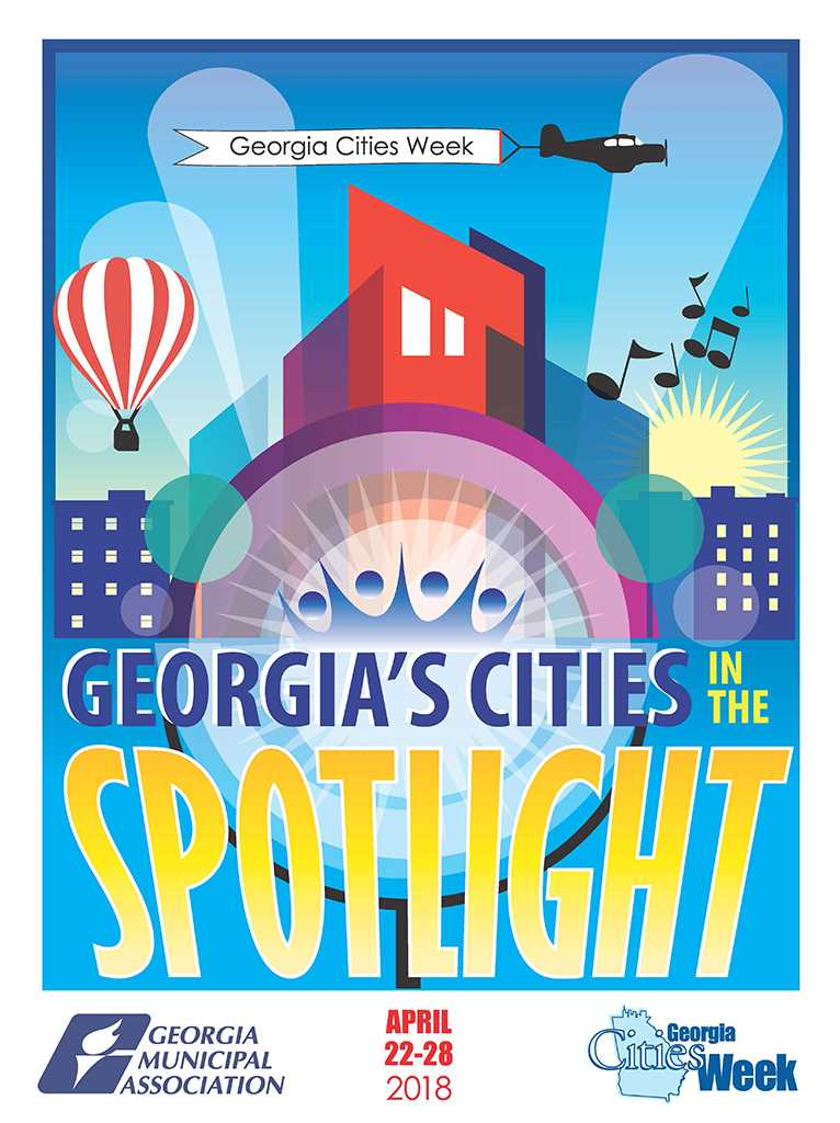 Georgia Cities Week 2018