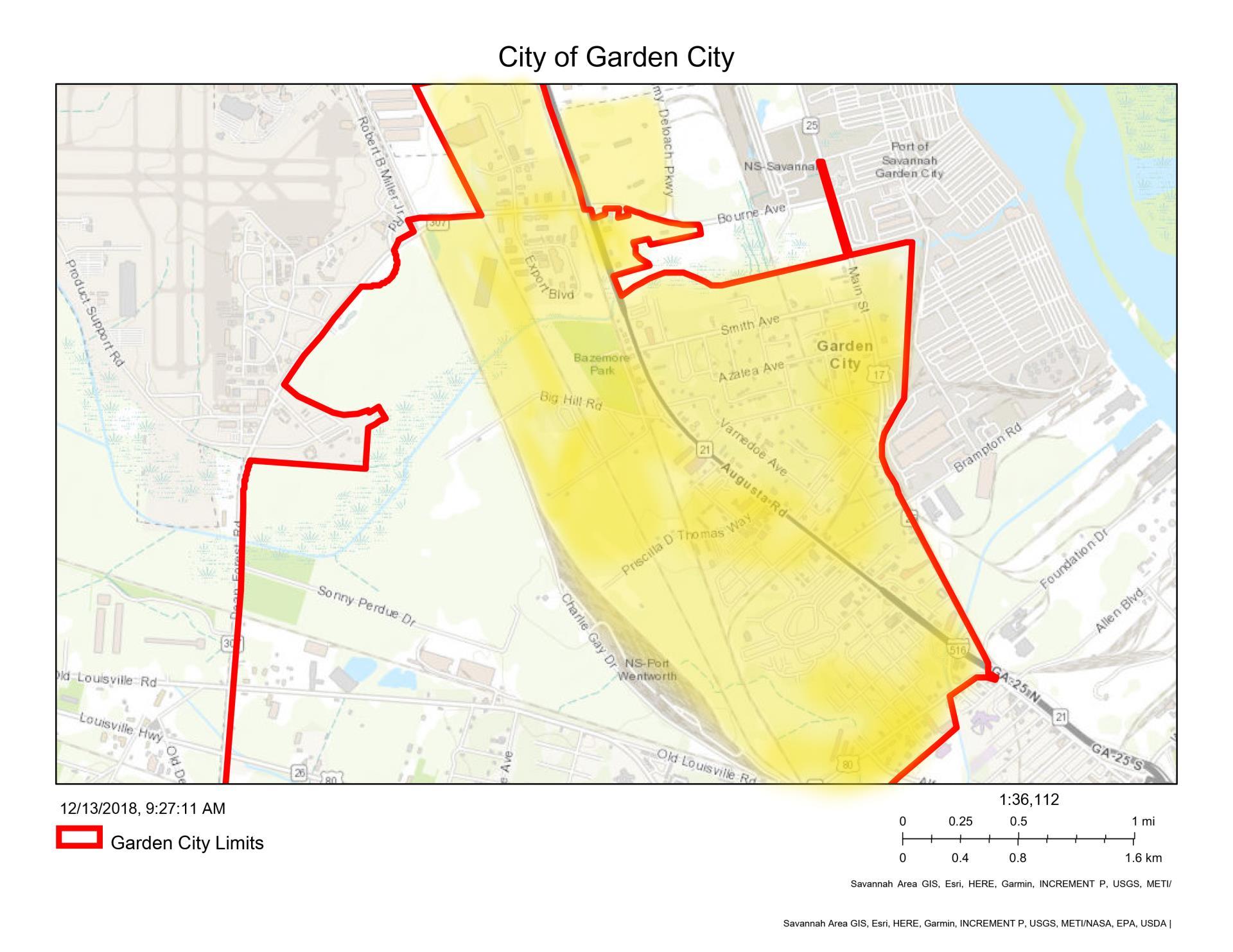 Precautionary Boil Water Notice News Garden City Ga