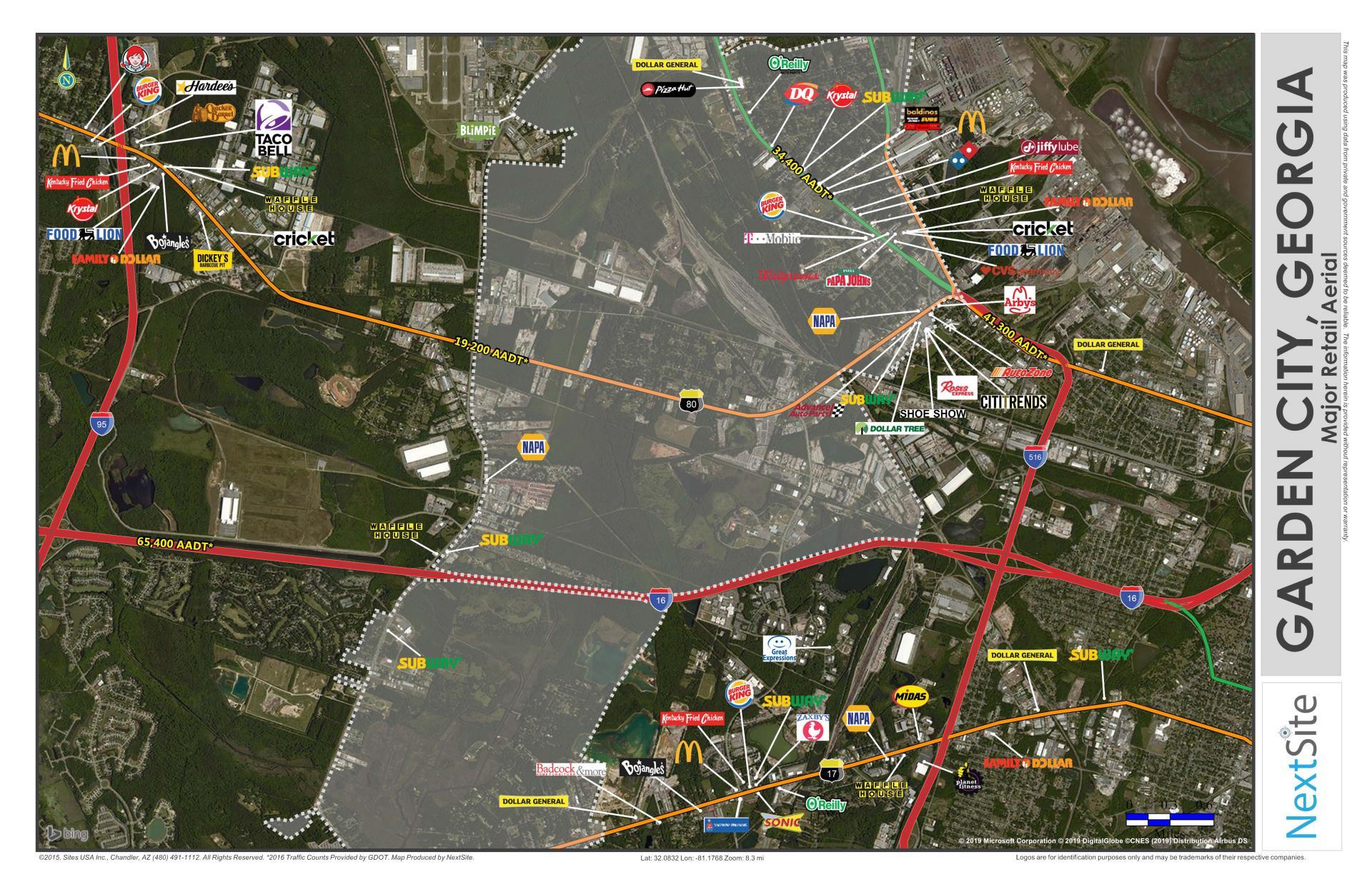 Economic Development - A Growing City | Garden City, GA