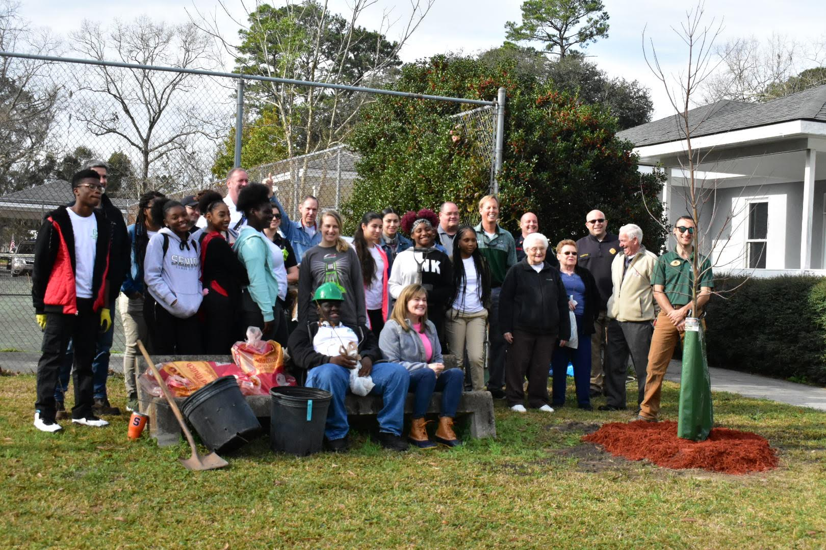 Garden City's Arbor Day Celebration!