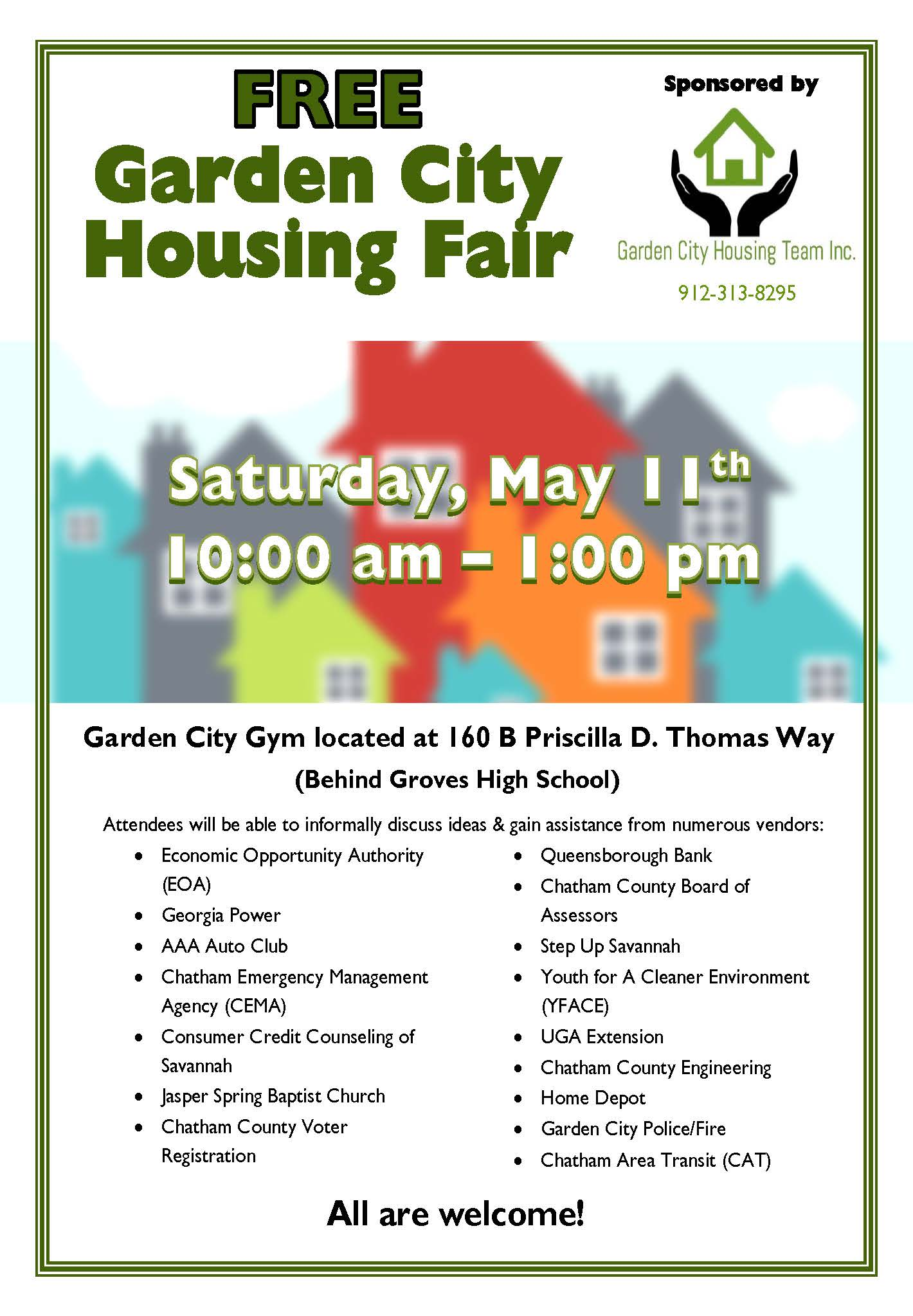 Flyer for Housing Fair-2019 FINAL