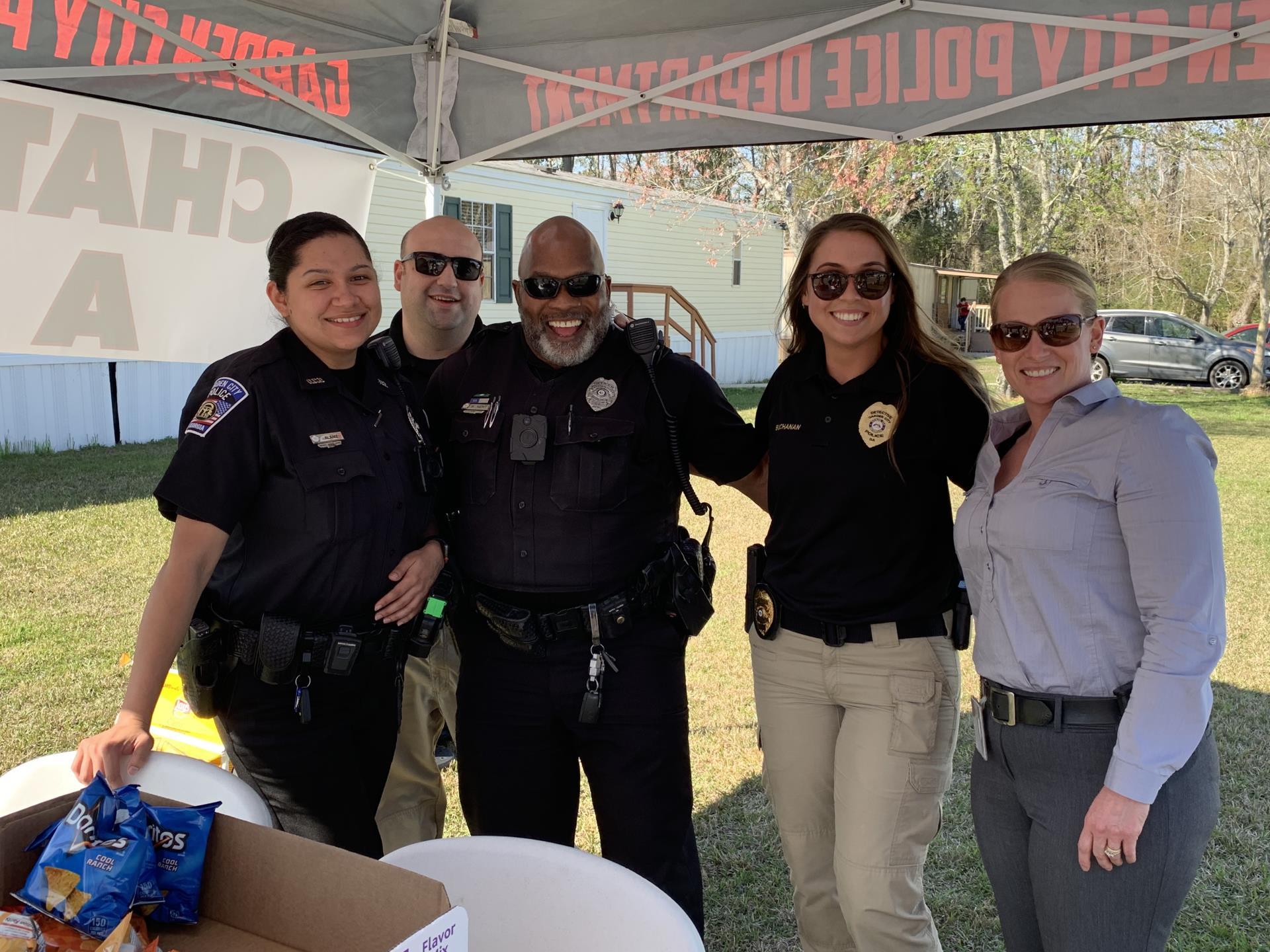Police Officer Recruitment Garden City Ga