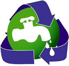 water conservation reuse clip art