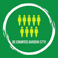 GC Be Counted Logo