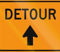 ALERT: Hwy 80 at Burnsed Road Detour