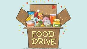 Food Drive in Garden City