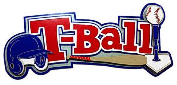 T-Ball/Baseball & Softball Registration Open!
